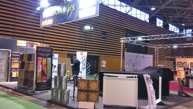 The construction timber, wood working machinery and components exhibition