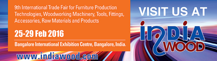 International trade fair for woodworking machinery, tools, fittings, accessories, raw materials and products