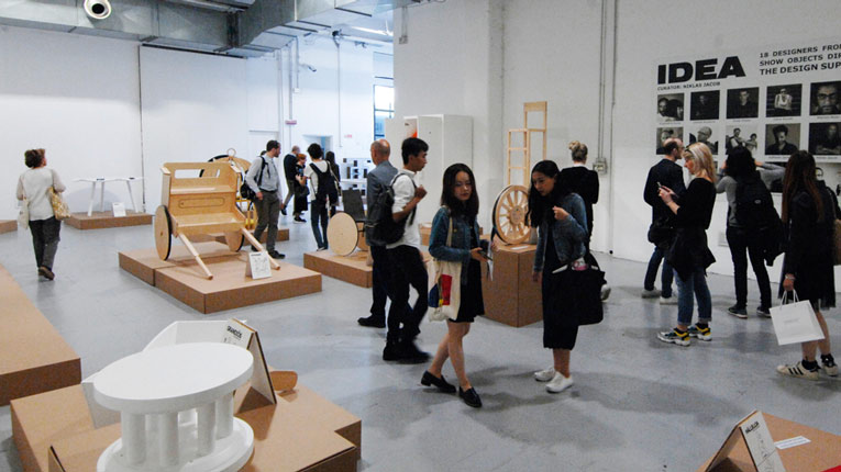 Design goes BIO with ICA. A not-to-be missed event!