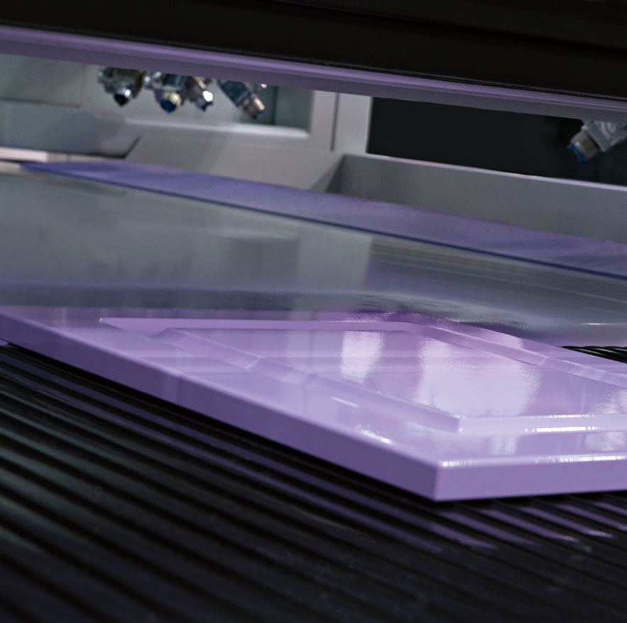 Water-Based and Solvent-Based UV Coatings - ICA Group