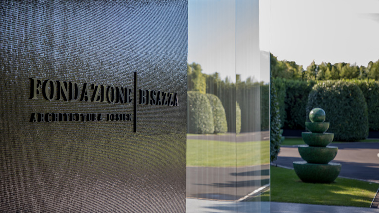 At the Bisazza Foundation we discussed research and sustainability.