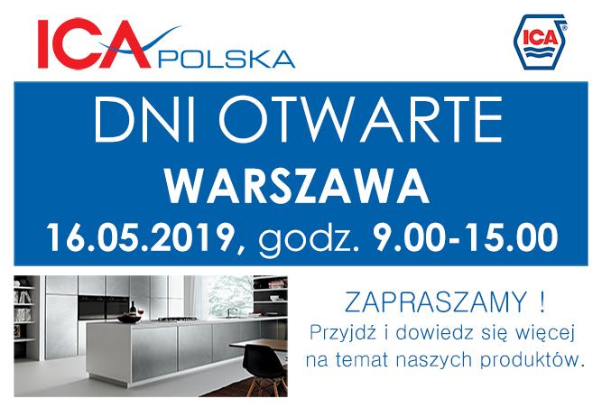 DZIEŃ OTWARTY w Warszawe 16.05.2019, od 8:00 do 15.00.