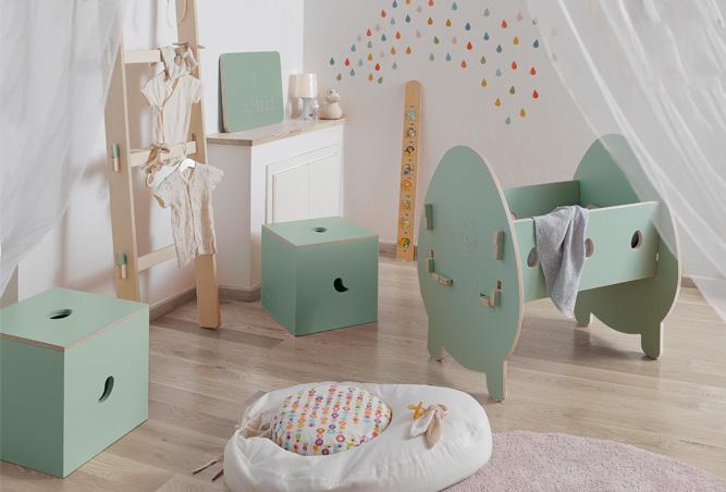 Coc design arredi per bambini con legno e vernici bio for Arredi coco