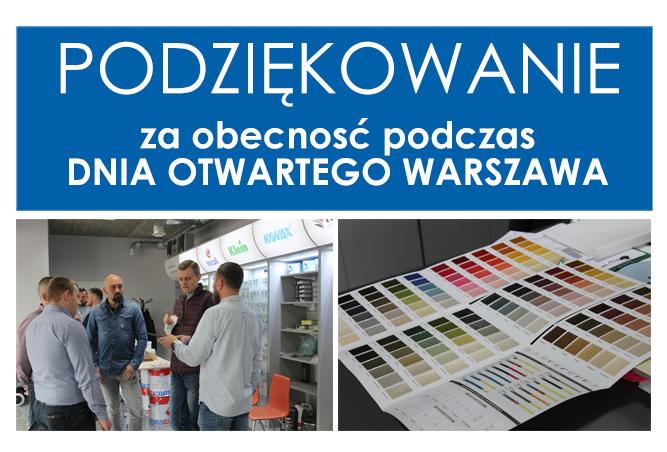 Dziękujemy za Państwa obecność podczas DNIA OTWARTEGO w oddziale ICA POLSKA w Warszawie