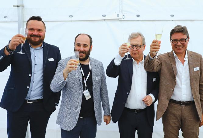 Dziękujemy serdecznie za przybycie na Otwarcie nowego Laboratorium Aplikacyjnego i Showroomu ICA POLSKA.