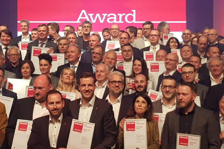 ICA w Biznes meble.pl - Interzum Awards 2019!