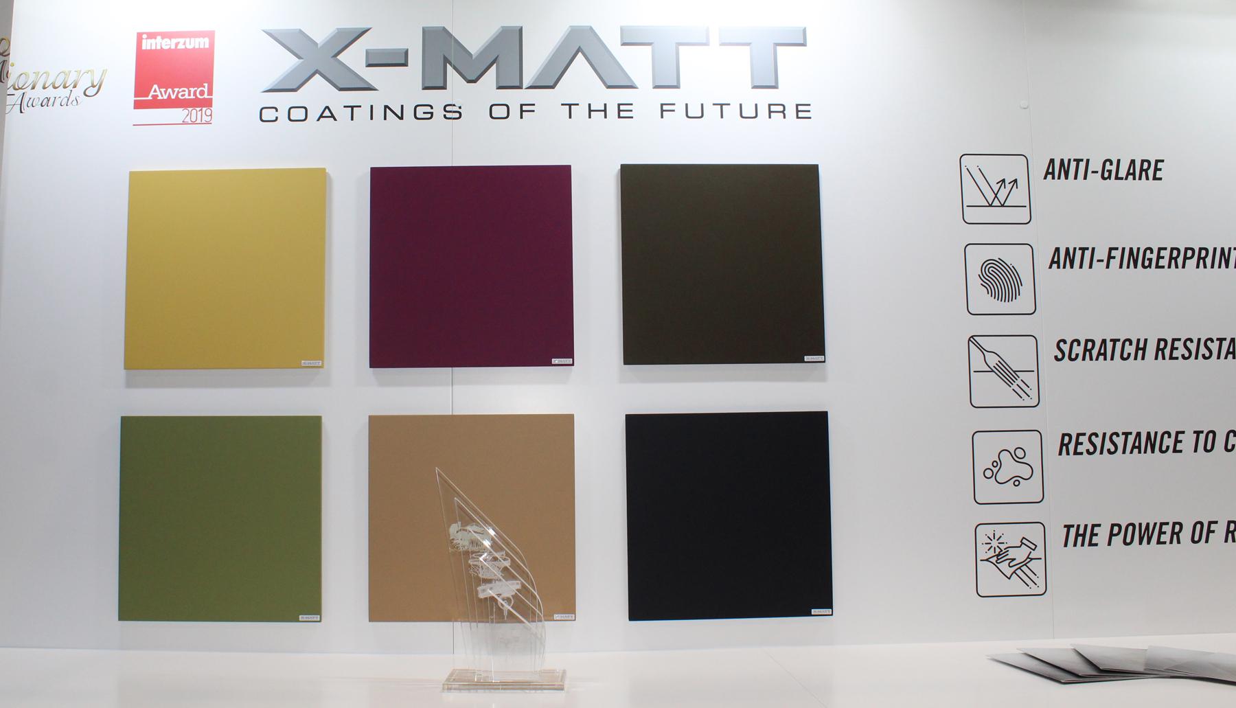 X-MATT wins Visionary award in Nevada