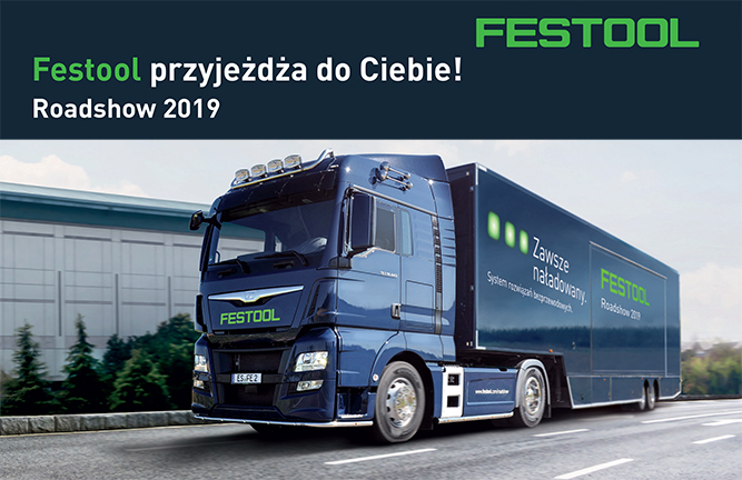 ROADSHOW FESTOOL