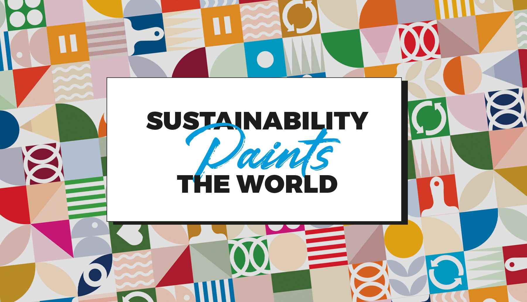 Wraz z One Works and Plinio il Giovane zwracamy uwagę opinii publicznej na różne aspekty zrównoważonego rozwoju!